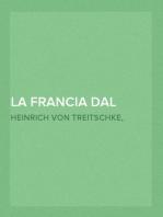La Francia dal primo impero al 1871 Volume I