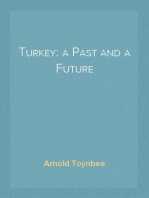 Turkey: a Past and a Future