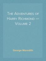 The Adventures of Harry Richmond — Volume 2