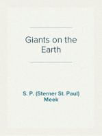 Giants on the Earth