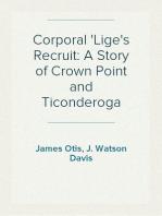 Corporal 'Lige's Recruit