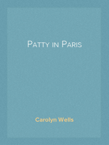 Patty in Paris