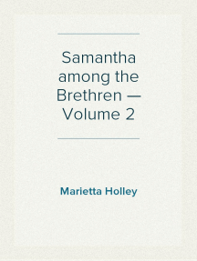 Samantha among the Brethren — Volume 2