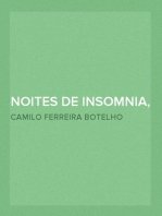 Noites de insomnia, offerecidas a quem não póde dormir. Nº2 (de 12)