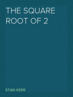 The Square Root of 2