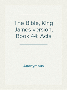 The Bible, King James version, Book 44: Acts