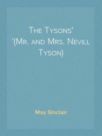 The Tysons (Mr. and Mrs. Nevill Tyson)