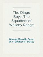 The Dingo Boys