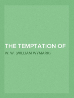 The Temptation of Samuel Burge Captains All, Book 8.