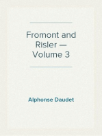 Fromont and Risler — Volume 3