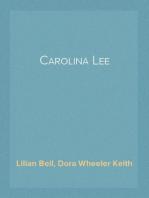 Carolina Lee
