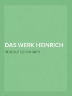 Das Werk Heinrich Manns