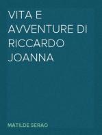 Vita e avventure di Riccardo Joanna