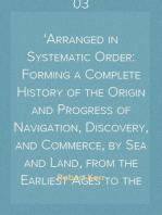 A General History and Collection of Voyages and Travels — Volume 03