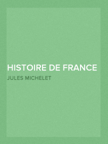 Histoire de France 1715-1723 (Volume 17/19)
