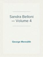 Sandra Belloni — Volume 4