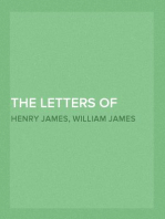 The Letters of William James, Vol. 1