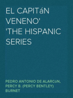 El Capitán Veneno The Hispanic Series
