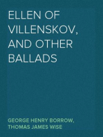 Ellen of Villenskov, and Other Ballads