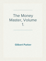 The Money Master, Volume 1.