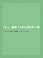 The Heptameron of Margaret, Queen of Navarre A Linked Index to the Project Gutenberg Edition