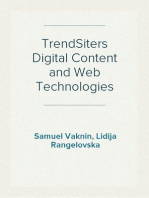 TrendSiters Digital Content and Web Technologies