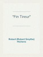 """""""Fin Tireur"""" 1905"""