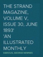 The Strand Magazine, Volume V, Issue 30, June 1893 An Illustrated Monthly