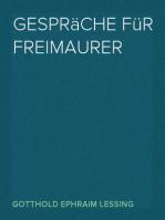 Gespräche für Freimaurer