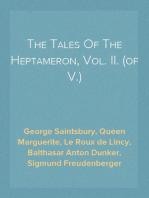 The Tales Of The Heptameron, Vol. II. (of V.)