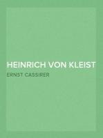 Heinrich von Kleist und die Kantische Philosophie
