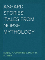 Asgard Stories Tales from Norse Mythology