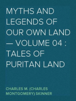 Myths and Legends of Our Own Land — Volume 04