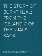 The story of Burnt Njal