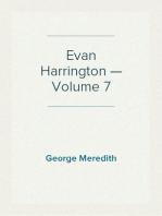 Evan Harrington — Volume 7