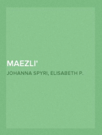 Maezli A Story of the Swiss Valleys