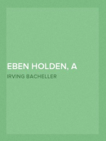 Eben Holden, a tale of the north country