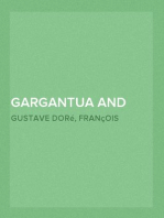 Gargantua and Pantagruel, Illustrated, Book 1