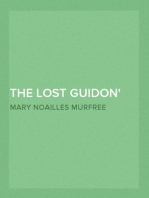 The Lost Guidon 1911