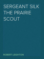 Sergeant Silk the Prairie Scout