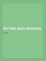 Rhyme and Reason Volume Two