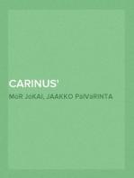 Carinus Historiallinen novelli