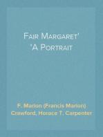Fair Margaret A Portrait