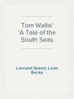 Tom Wallis A Tale of the South Seas
