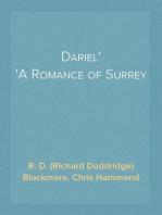 Dariel A Romance of Surrey