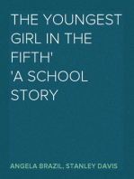 The Youngest Girl in the Fifth A School Story
