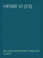 Henri VI (1/3)