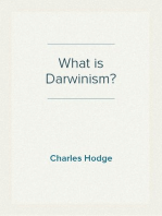 What is Darwinism?