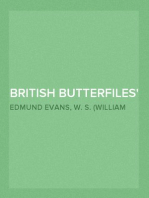 British Butterfiles Figures and Descriptions of Every Native Species