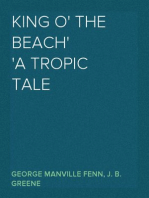 King o' the Beach A Tropic Tale